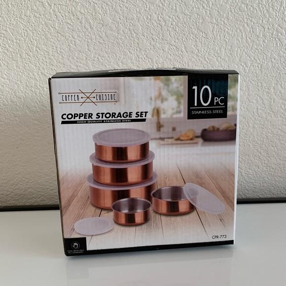 10 Piece Storage Set